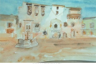 001 - La casa di Cristoforo Colombo a Las Palmas