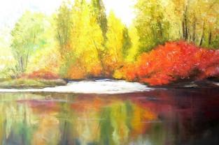autunno al lago