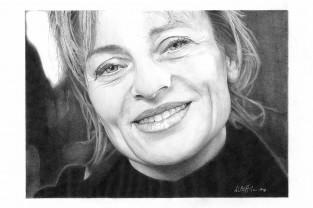 Martina Schullian Nr.11 | Personalità dell'Alto Adige disegnate